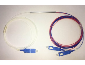 SPLITTER 1*2 02-98% 0.9MM 1.5M SC-UPC PLC