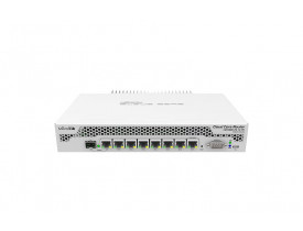 MIKROTIK- CLOUD CORE ROUTER CCR CCR1009-7G-1C-PC