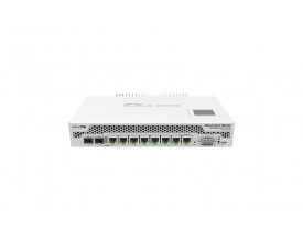 MIKROTIK- CLOUD CORE ROUTER CCR 1009-7G-1C-1S+PC