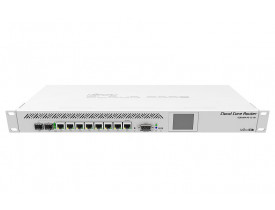 MIKROTIK- CLOUD CORE ROUTER CCR1009-7G-1C-1S+