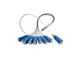SPLITTER 1*6 0.9MM 1.5M SC-UPC PLC
