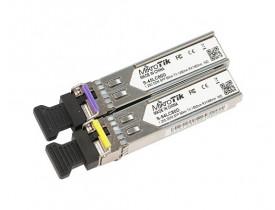 MIKROTIK SFP S-4554LC80D 1.25G SM 80KM 1490NM/R1550NM PAR