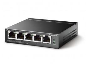 TP-LINK HUB SWITCH 05P TL-SG1005LP 10/100/1000 4P POE+