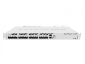 MIKROTIK- CLOUD ROUTER SWITCH CRS 317-1G-16S+RM