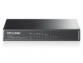 TP-LINK SWITCH 08P TL-SF1008P 10/100 DESKTOP POE