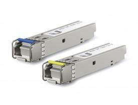 UBIQUITI SFP+ 1.25G 3KM LC BIDI 1310NM-1550NM UF-SM-1G-S PAR