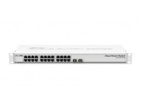 MIKROTIK- CLOUD SMART SWITCH CSS 326-24G-2S+RM