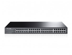 TP-LINK SWITCH 48P TL-SF1048 10/100M RACK-MOUNTABLE