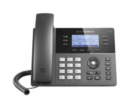 GRANDSTREAM GXP 1760W IP PHONE 6 LINHAS 2P 10/100 POE HD