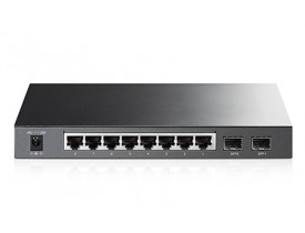TP-LINK SWITCH 08P T1500G-10PS(TL-SG2210P) GB POE 2SFP