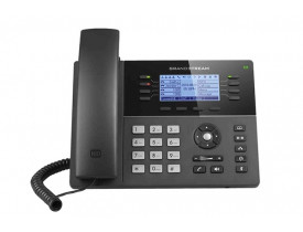 GRANDSTREAM GXP 1782 IP PHONE 8 LINHAS 2P 10/100/1000 POE HD