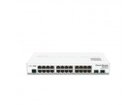 MIKROTIK- CLOUD ROUTER SWITCH CRS 226-24G-2S+IN