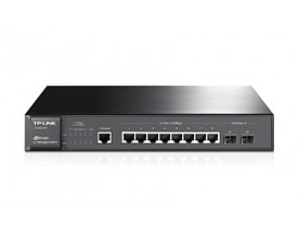TP-LINK SWITCH 08P T2500G-10TS GEREN. 2 SFP