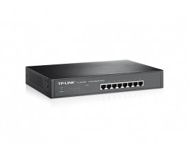 TP-LINK SWITCH 08P TL-SG1008 10/100/1000 GIGABIT