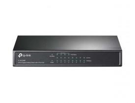 TP-LINK SWITCH 08P TL-SG1008P 10/100/1000 COM POE