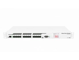 MIKROTIK- CLOUD CORE ROUTER CCR1016-12S-1S+