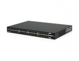 UBIQUITI SWITCH EDGEMAX 48 PORTAS (2P SFP + 2P SFP+)