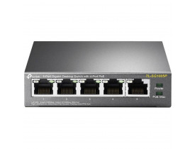 TP-LINK SWITCH 05P TL-SG1005P 10/100/1000 4P POE