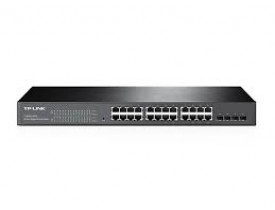 TP-LINK SWITCH 24P T1600G-28TS 4 SLOTS 56GBPS(TL-SG2424)