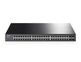 TP-LINK SWITCH 48P T1600G-52PS TL-SG2452P JETSTREAM 4SFP