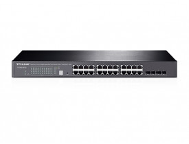 TP-LINK SWITCH 24P T1700G-28TQ JETSTREAM 4SFP+ SLOTS