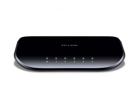 TP-LINK HUB-SWITCH 05P TL-SG1005D 10/100/1000