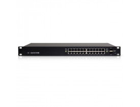 UBIQUITI SWITCH EDGEMAX 500W 24 PORTAS (2P SFP)